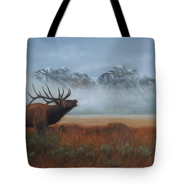 Early Call Tote Bag
