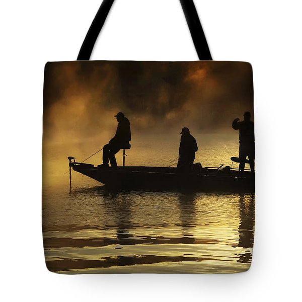 Early Casting Call Tote Bag