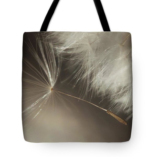 Tote Bag featuring the photograph Early Departure by Amy Tyler