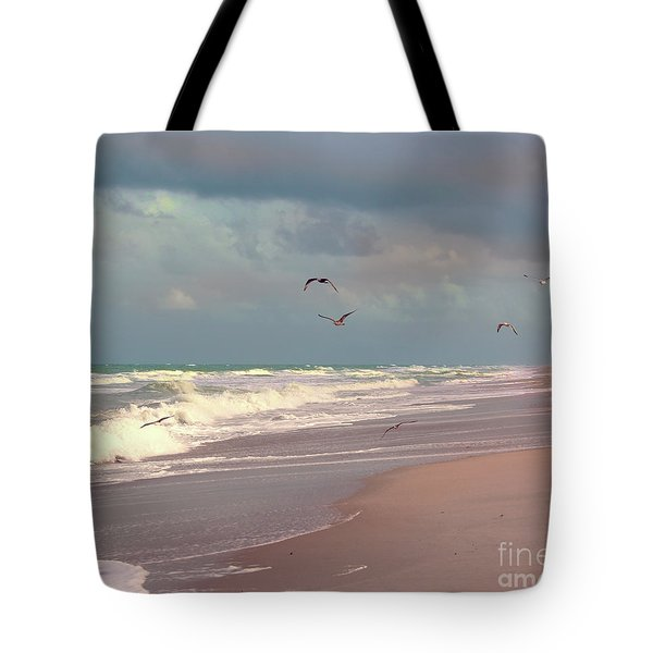 Early Evening Tote Bag by Megan Dirsa-DuBois