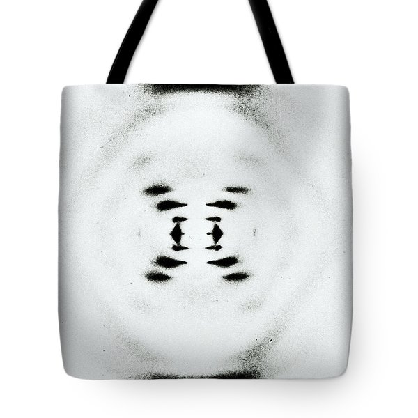 Early Image Of Dna Tote Bag
