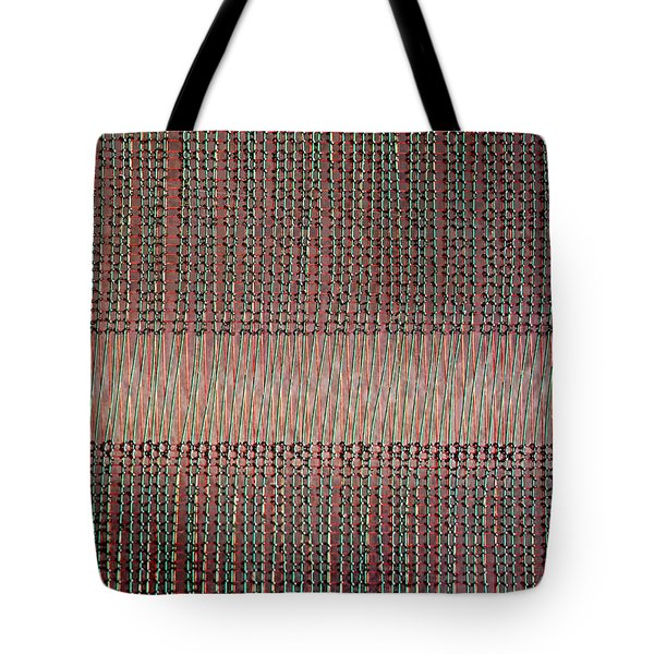 Tote Bag featuring the photograph Early Mainframe Art by Rona Black
