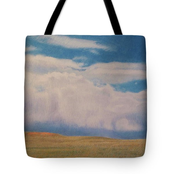 Early May Tote Bag