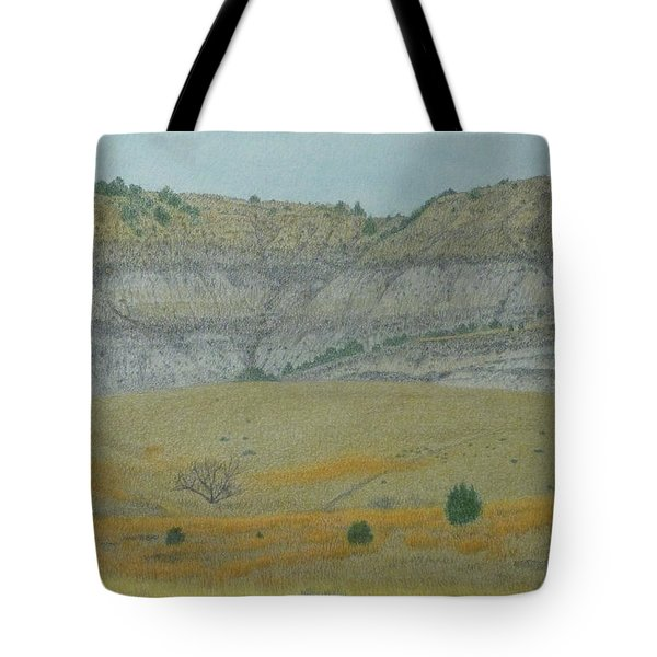Early May On The Western Edge Tote Bag