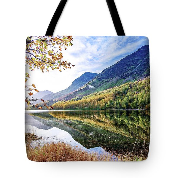 Early Morning Buttermere Tote Bag