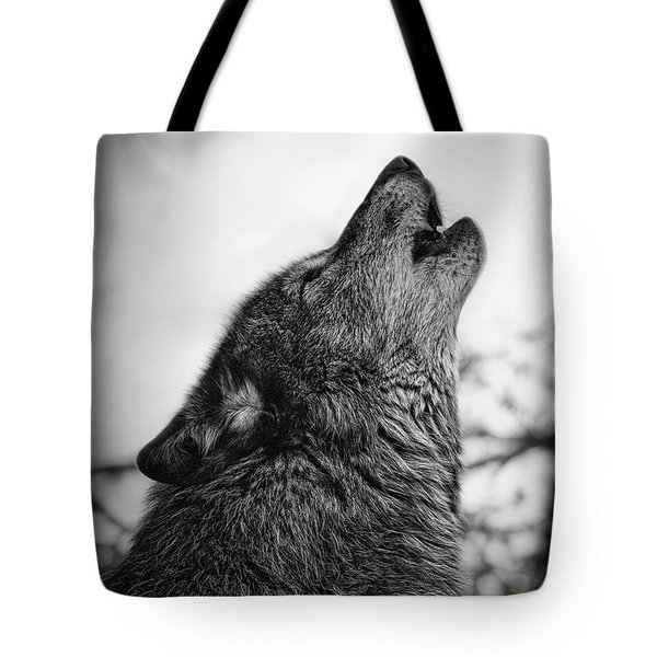 Early Morning Call Tote Bag