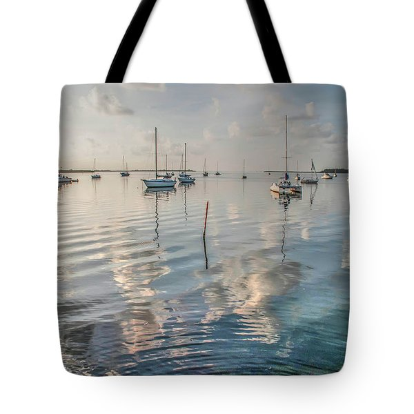 Early Morning Calm Tote Bag