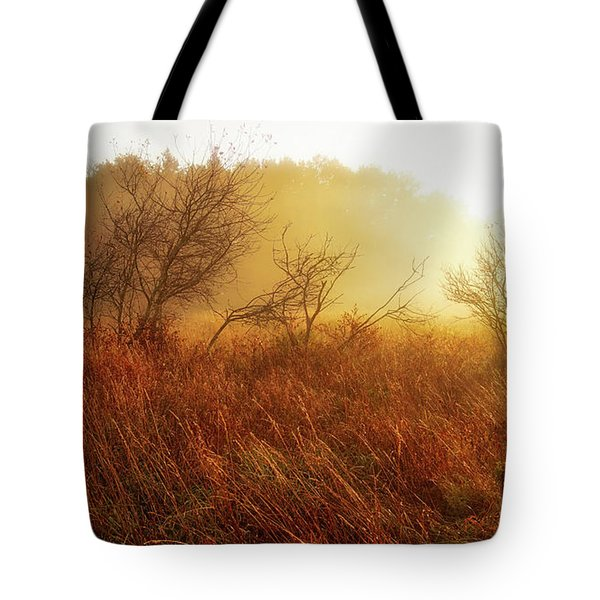 Early Morning Country Tote Bag