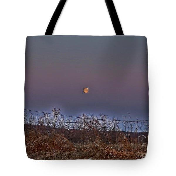 Early Morning Dream Tote Bag