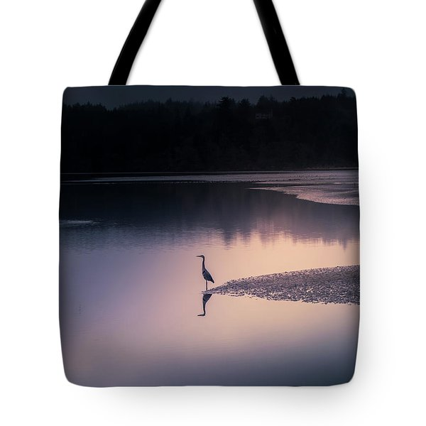 Early Morning Greeter Tote Bag