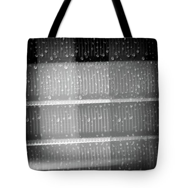 Early Morning Rain Tote Bag by Denise Beverly