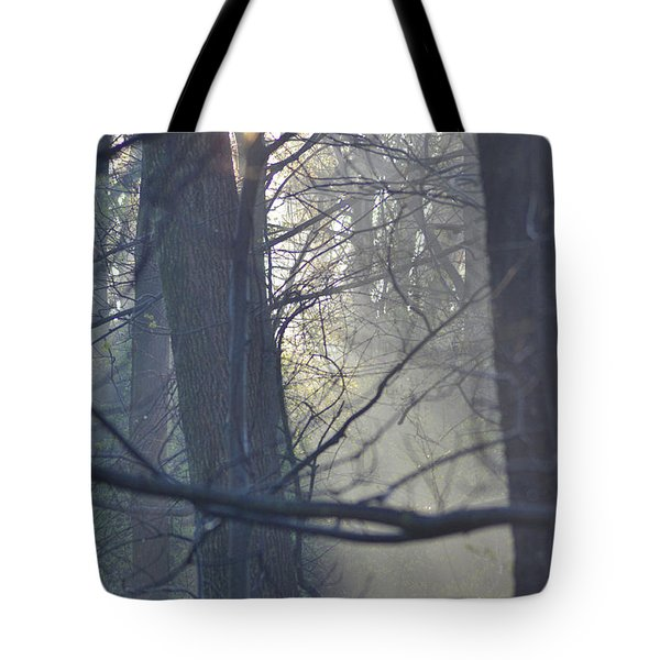 Early Morning Rays Tote Bag by Bill Cannon