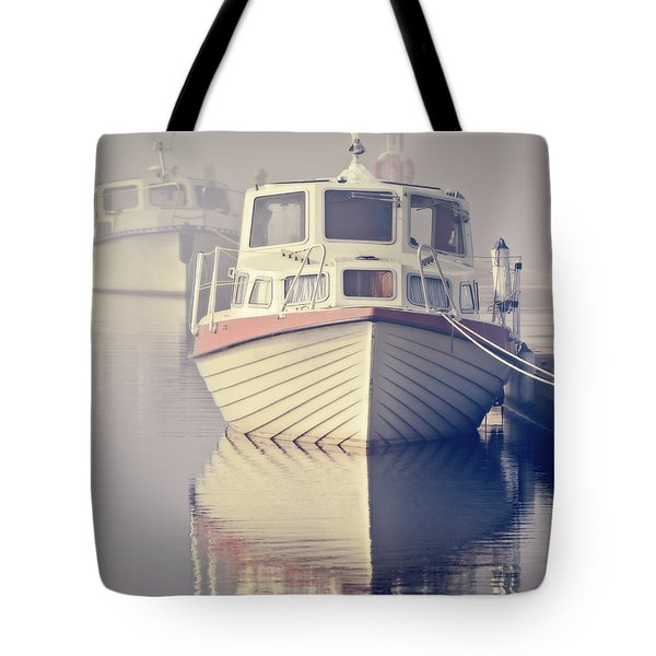 Early Morning Softness Tote Bag