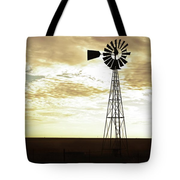 Early Morning Stalwart Tote Bag