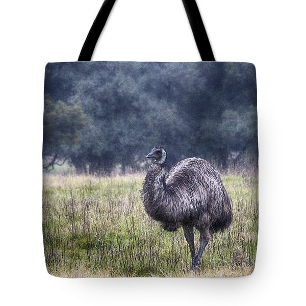 Early Morning Stroll Tote Bag