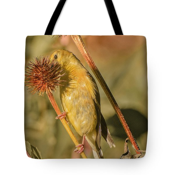 ...early Morning Sunlight Breakfast.... Tote Bag