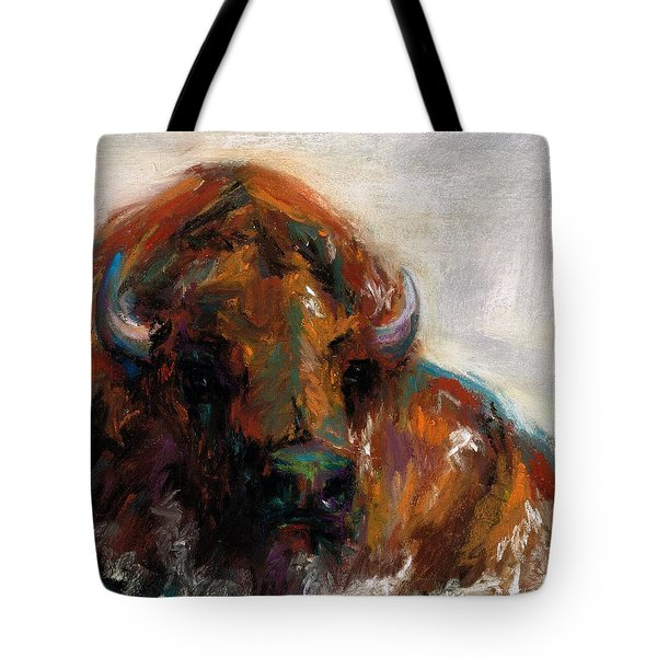 Early Morning Sunrise Tote Bag by Frances Marino