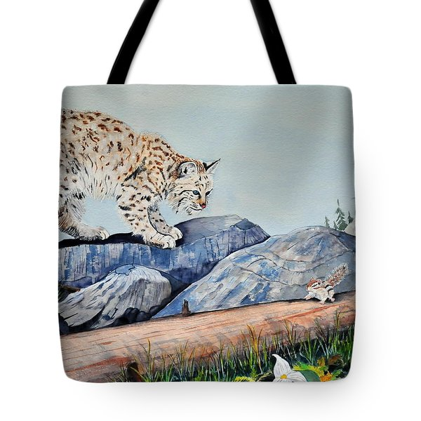 Early Morning Surprise Tote Bag