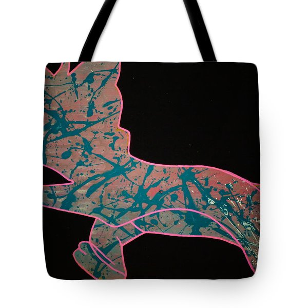 Early Mourning Tote Bag