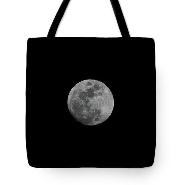 Early Spring Moon 2017 Tote Bag