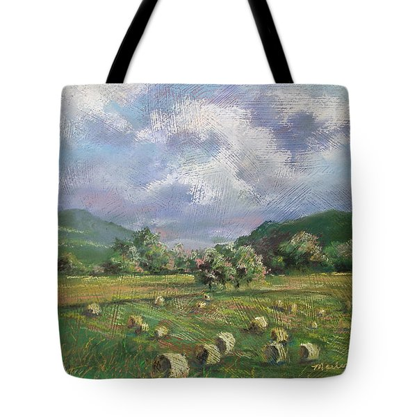 Early Summer Cutting Tote Bag by Marlene Gremillion