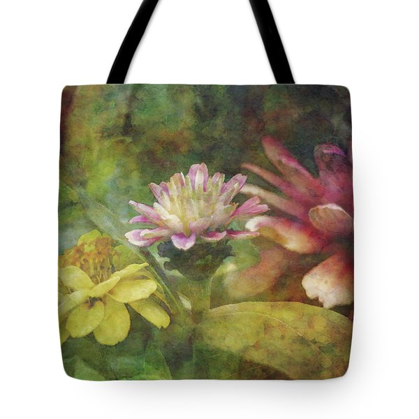 Early Summer Flowers 1304 Idp_2 Tote Bag