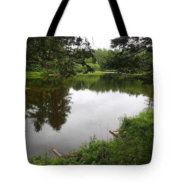 Early Summer In Nh Tote Bag