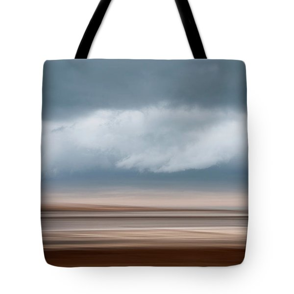 Early Winter At Sandy Neck Tote Bag