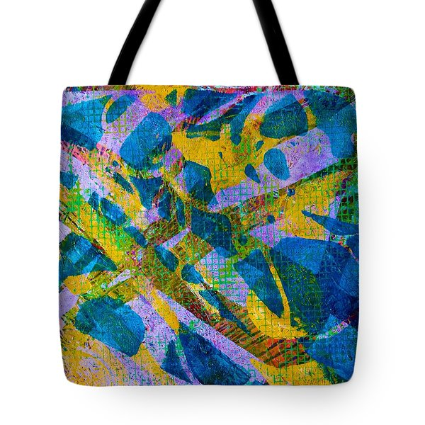 Earnest Twilight Tote Bag