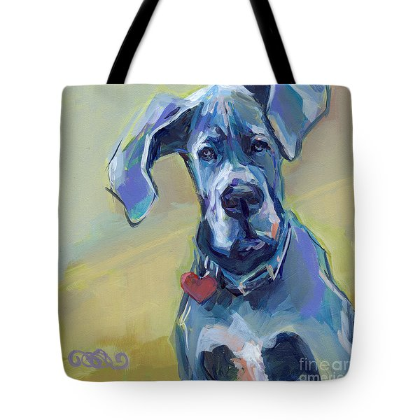 Ears Tote Bag by Kimberly Santini