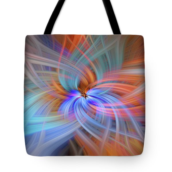 Tote Bag featuring the photograph Earth And Sky by Marla Craven