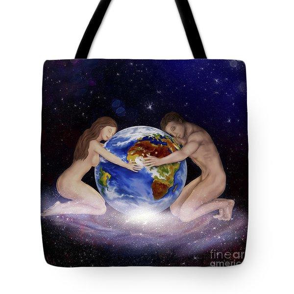 Earth Child Tote Bag