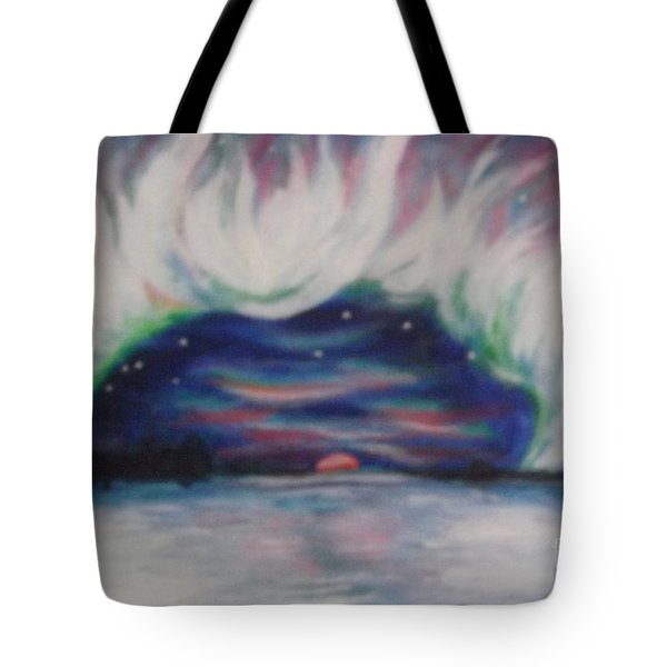Earth Crown Tote Bag