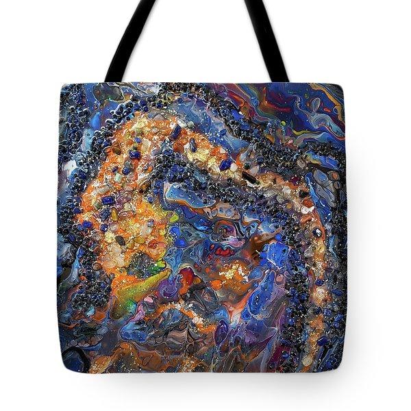 Earth Gems #18w01 Tote Bag
