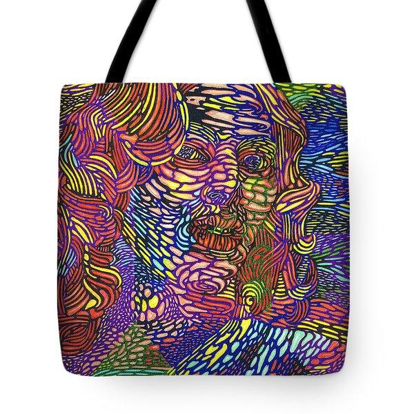 Earth Goddess Tote Bag