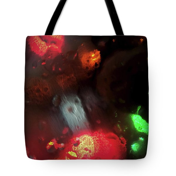 Earth Intruders Tote Bag