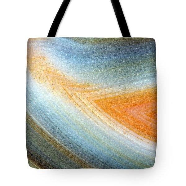 Earth Portrait 092 Tote Bag