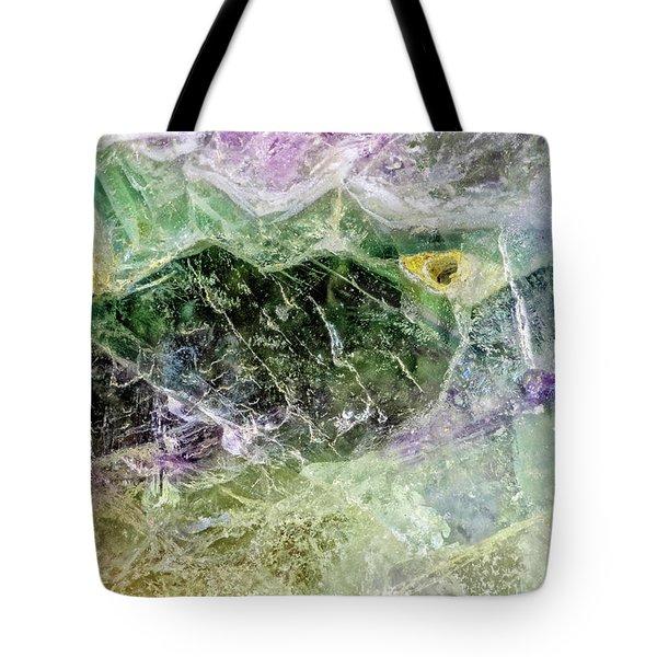 Earth Portrait 268 Tote Bag
