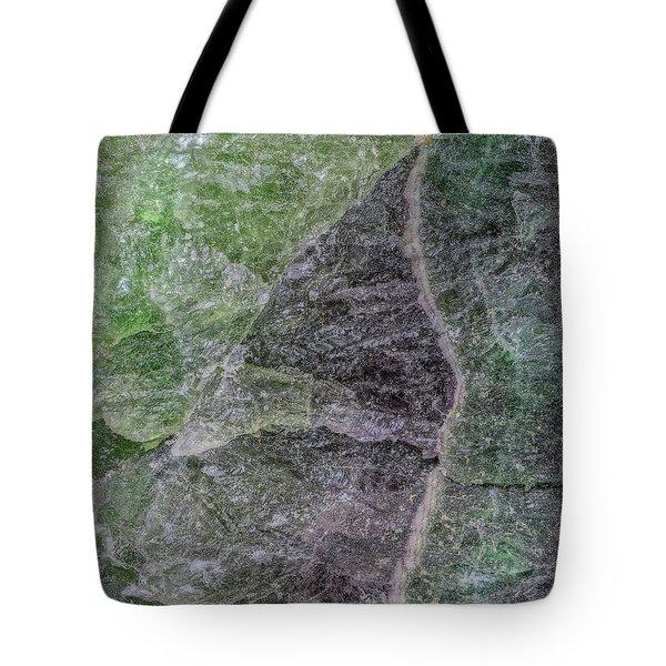 Earth Portrait 294 Tote Bag