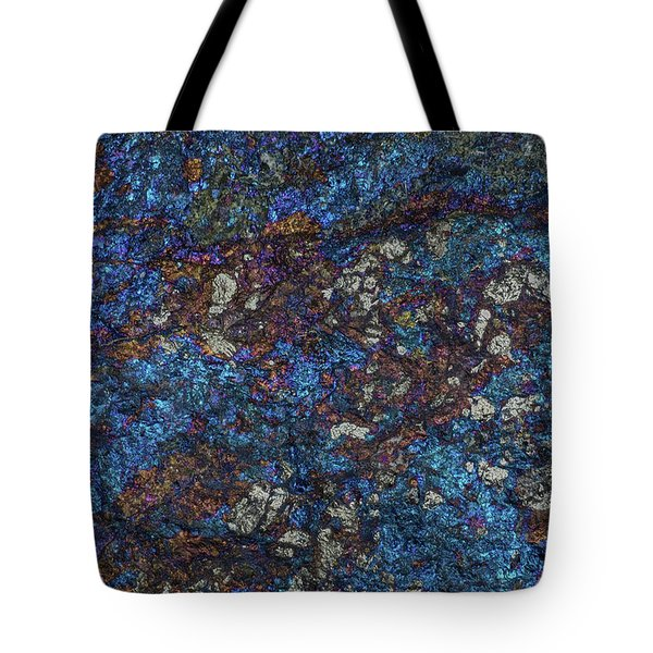 Earth Portrait Tote Bag