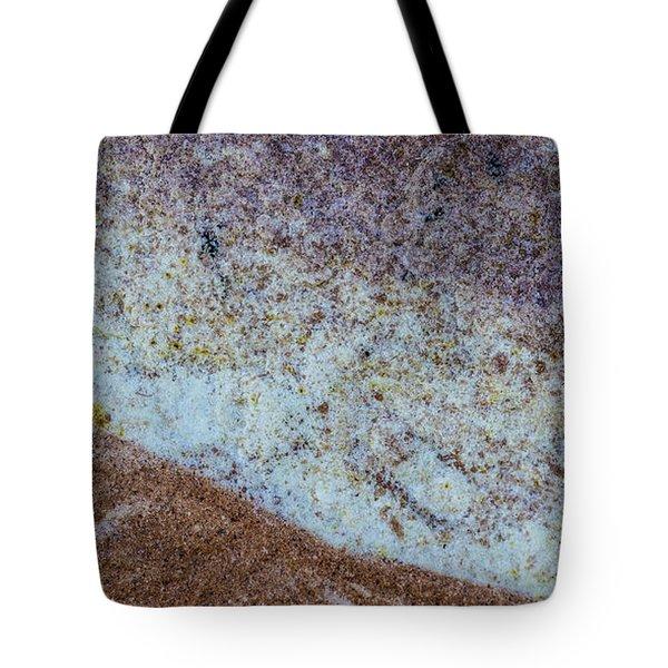 Earth Portrait L3 Tote Bag