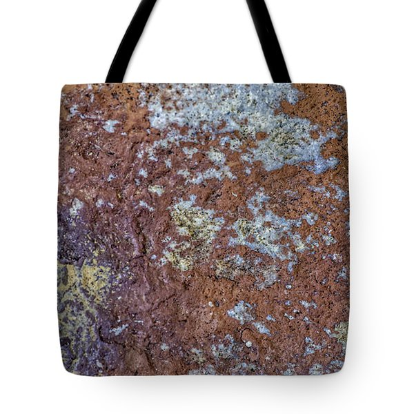 Earth Portrait L6 Tote Bag