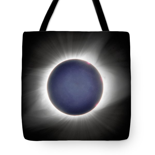 Earth-shine Tote Bag