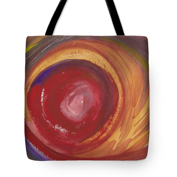Earth Storm  Tote Bag