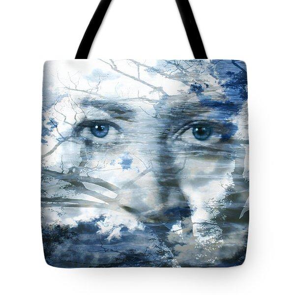 Earth Wind Water Tote Bag