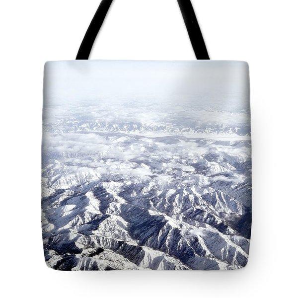 Earth X Tote Bag