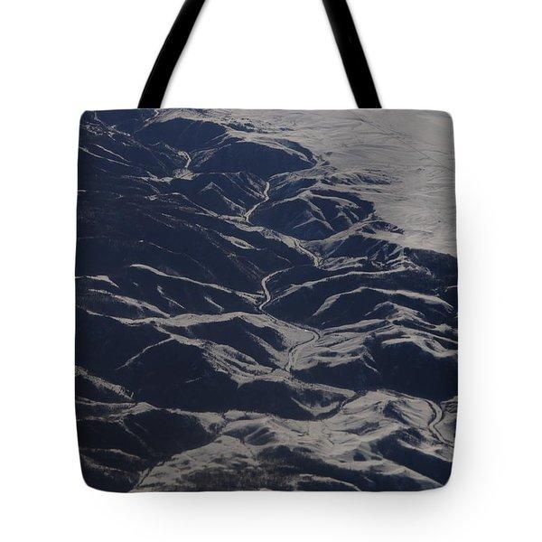 Earth Xi Tote Bag