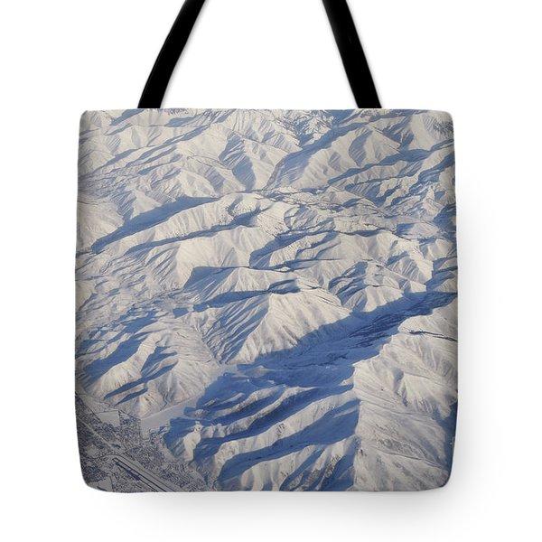 Earth Xiv Tote Bag