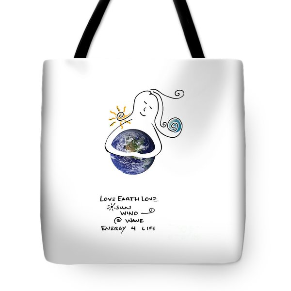 Earthhugger Tote Bag