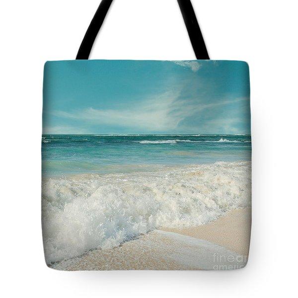 Earth's Dreams Tote Bag by Sharon Mau